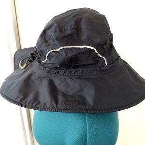 c8c1492296eda Columbia Accessories - Columbia Titanium Mens Waterproof Wide Brim Hat